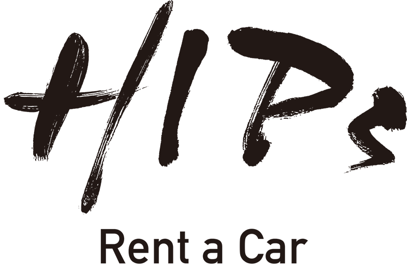 HIPs Rent a Car ロゴ
